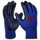 Arbeitshandschuhe NITRIL THERMO TOP 10